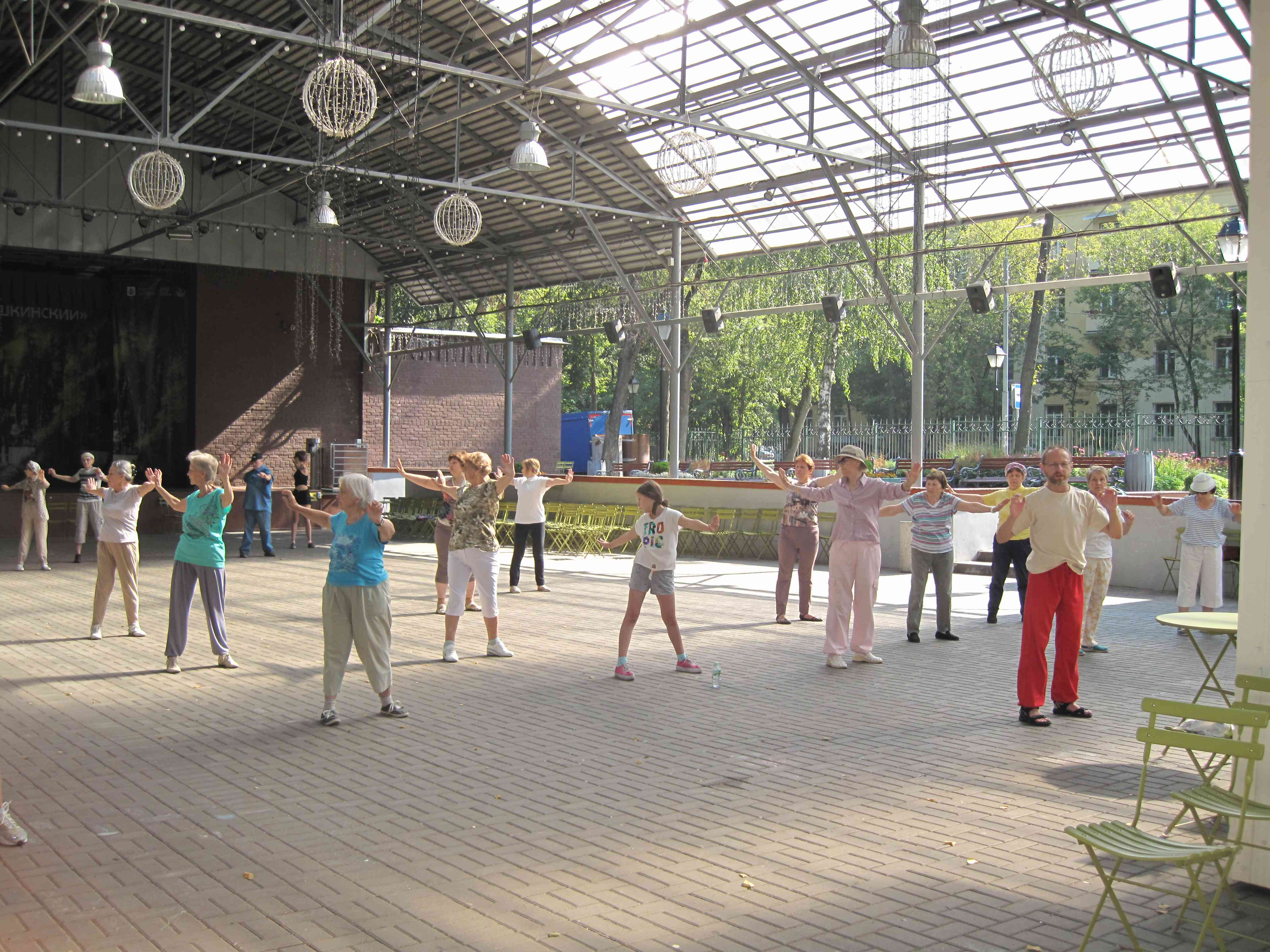 Babushkinsky Park of Culture and Rest in Moscow: photos, description, activities, leisure options, visitor reviews 69