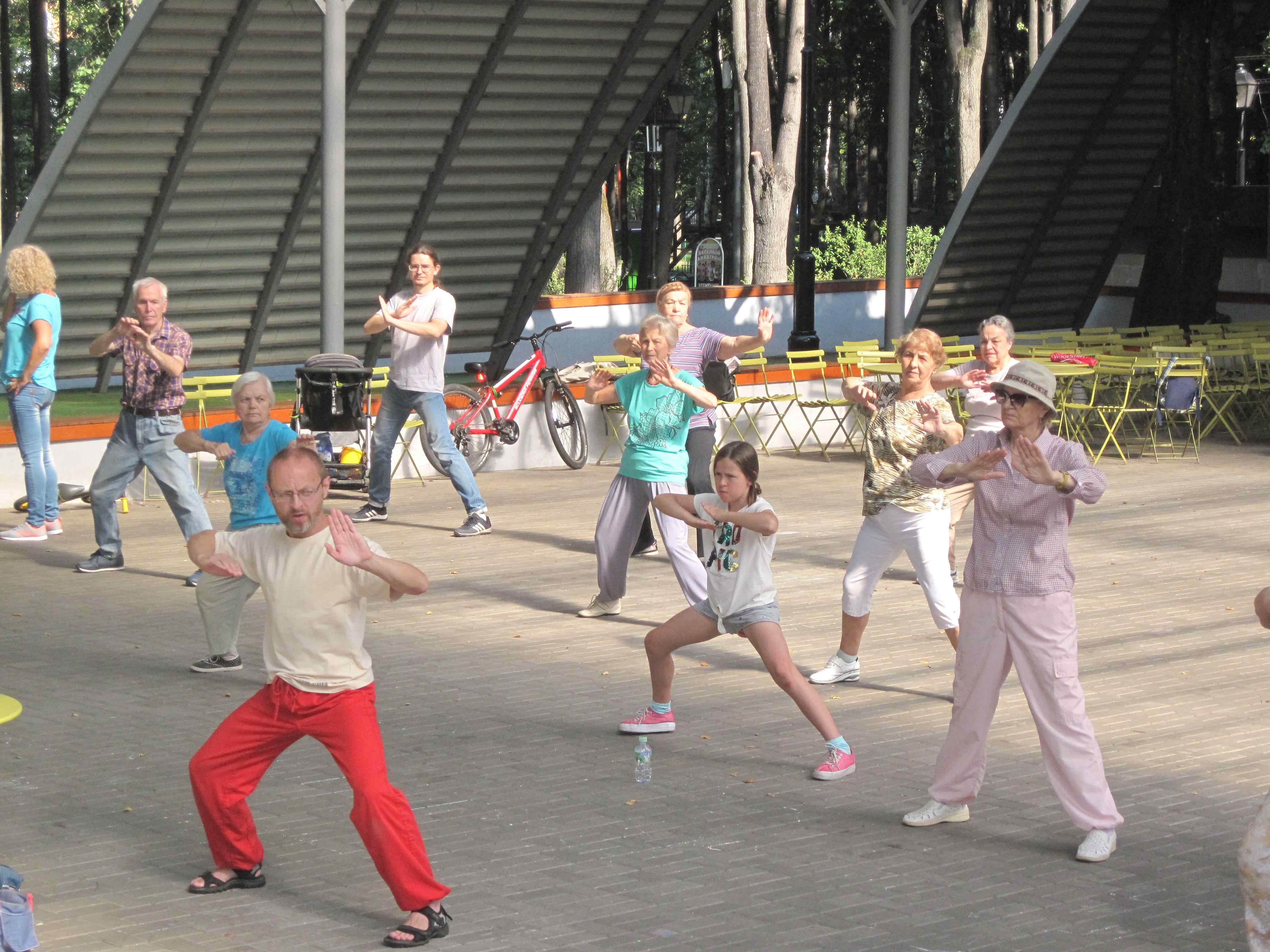 Babushkinsky Park of Culture and Rest in Moscow: photos, description, activities, leisure options, visitor reviews 38
